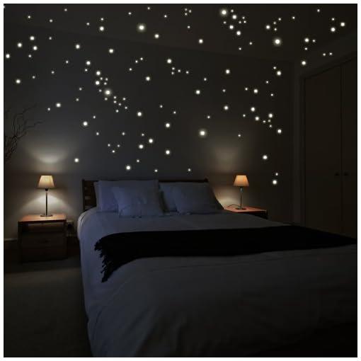 Wandkings-250-Leuchtpunkte-fr-Sternenhimmel-extra-starke-Leuchtkraft-Wandsticker-Leuchtaufkleber-Fluoreszierend-und-im-Dunkeln-leuchtend