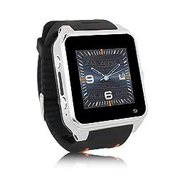 Zgpax S82 3g Wcdma Android Mobile Phone GPS Wifi 700mah Li Ion Battery Smart Watch