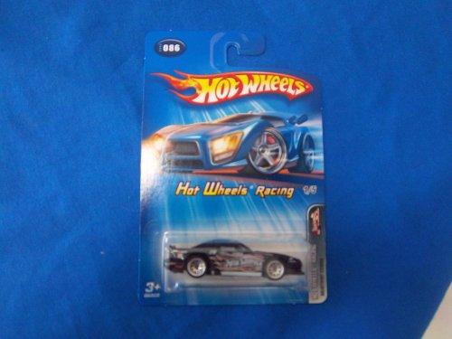 Hot Wheels Racing Series #1 Mustang Cobra Blue #2005-86 Collectible Collector Car Mattel Hot Wheels