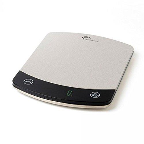 Little balance - 8010 chef 10 - Balance de cuisine électronique semi-pro 12kg - 1g inox