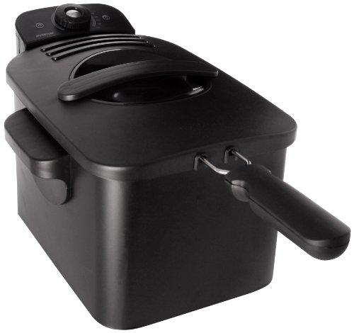 Inventum-GF431B-Kaltzonen-Fritteuse-3-Liter-2200-Watt-Metallgehuse-schwarz