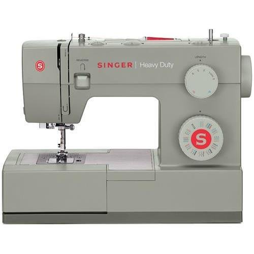 Singer 5532.Cl Heavy Duty Electric Sewing Machine, 32 Built-In Stitches, Lightweight, Drop Feed, Built-In Accessory Storage, Adjustable Stitch Length, Width