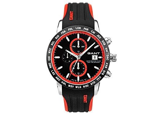Gant reloj hombres Globetrotter cronógrafo W11101