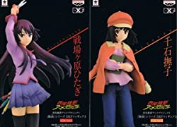 西尾維新アニメプロジェクト 物語シリーズ DXFフィギュア3 全2種セット