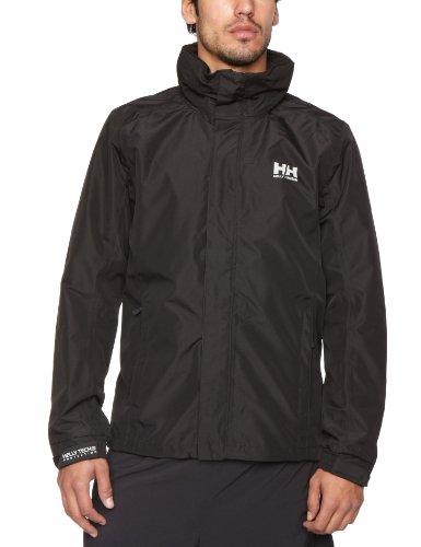 Helly Hansen Men's Dubliner Jacket - Black, Medium