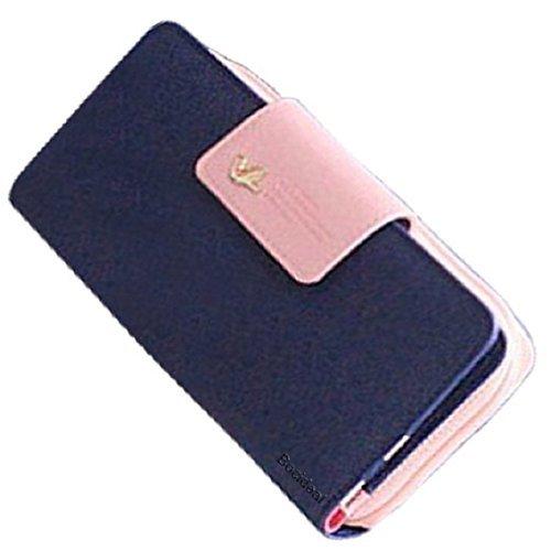 Internet Hot Sale Womens Girls Birds Wallet Purse Zip Bag Card Holder
