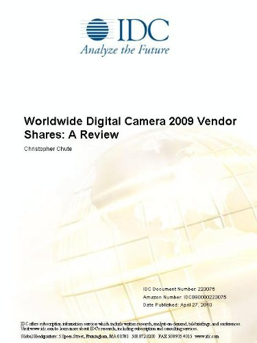 Worldwide Digital Camera 2009 Vendor Shares: A Review