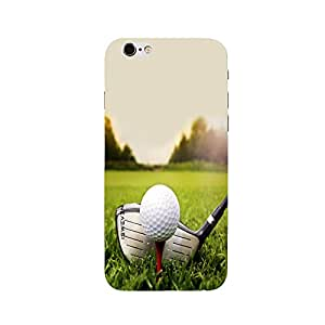 iSweven printed iph6_3188 Hockey Play Design Multicolored Matte finish Back case cover for Apple iPhone 6