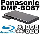 PANASONIC DMP-BD87 All Region Multi Zone DVD Blu Ray Player Built-in Wi-Fi MultiZone PAL/NTSC. 100~240V 50/60Hz (6 Feet HDMI Cable Included)