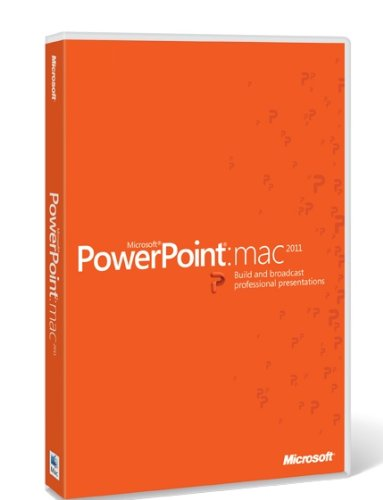 PowerPoint Mac 2011