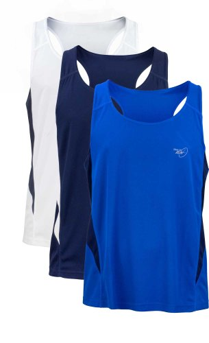 Time To Run Men's Velocity Running Vest