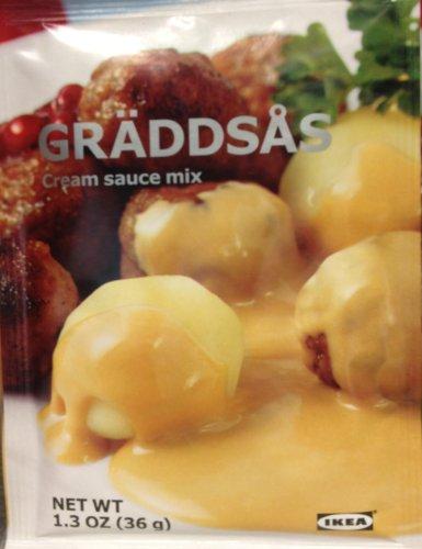 how to make graddsas cream sauce mix