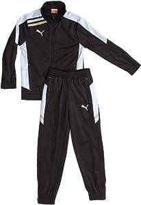 Puma Esito Poly Suit Black / White, Black, 176