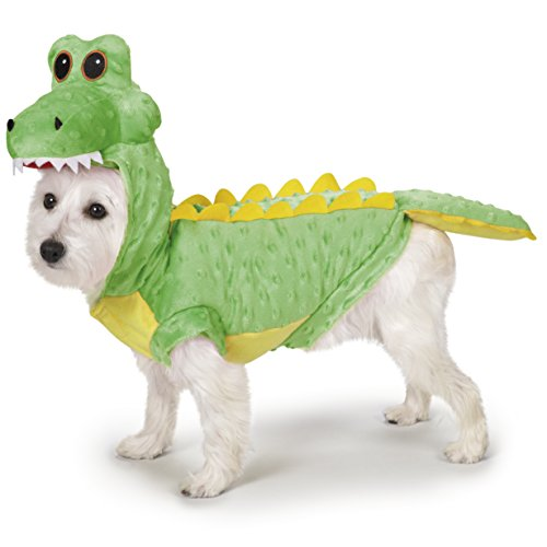 Casual Canine Casual Canine Crocodile Dog Costume, X-Small