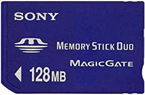 Sony Memory Stick Duo 128 mb