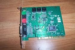 Ensoniq - Creative Ensoniq Audio PCI 5200 Sound Card 4001045901 Creative 40900459