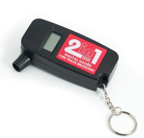 QUMOX-2-in-1-indicatore-digitale-pressione-pneumatici-battistrada-Profondit-Bike-Car