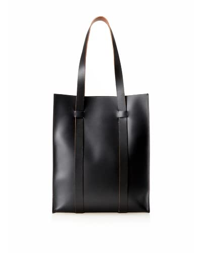 Kate Spade Saturday Women's Boxy Tall Tote, Black As You See