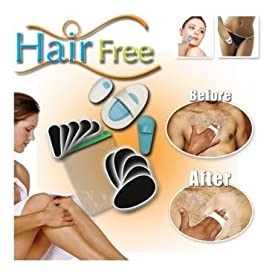 Hair Free Soothing Vibrations Flawless Hair Free Finish Removes Hair Instantly Pain Free