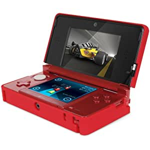 dreamGEAR Nintendo 3DS Power Case - Red
