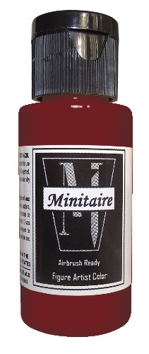 Badger Air-Brush Company, 2 Ounce Bottle Minitaire Airbrush  Ready, Water Based Acrylic Paint, Ghost Tint: Fresh Blood (Paint Tint compare prices)