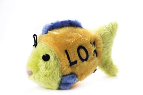 Copa judaica chewish treat 7 5 by by 4 5 inch lox for Fish dog toy