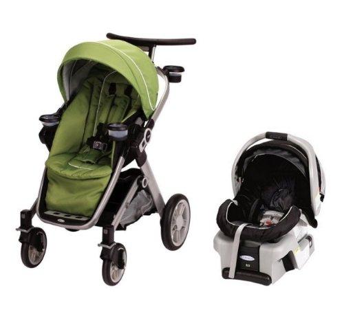 Baby Car Seats: Graco Baby LuvBuggy 3-in-1 Modular Stroller ...