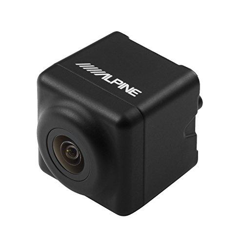 ALPINE(アルパイン) ステアリング連動バックビューカメラ (プリウスαMC後専用・黒・LED付) SGS-C920D-PRA2-LED