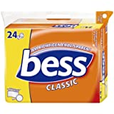 Bess Classic Toilettenpapier, 24 Rollen