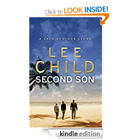Second Son: (Jack Reacher Short Story) (Kindle Single)