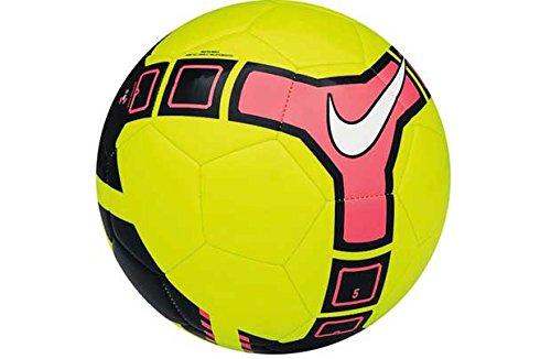 Nike - Pallone da calcio Omni, misura 5, colore: giallo