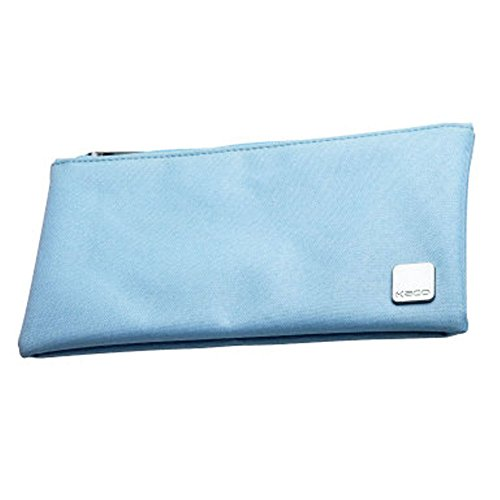 Waterproof Cases Trousses Papeterie Pen Pouch Sac scolaire, Bleu