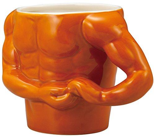 おもしろ食器 マグカップ ムキムキ!! ワイルド SAN2157