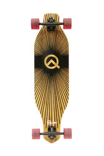 Quest Formula One Downhill Longboard Skateboard ( 35-Inch)