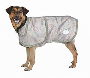"Weatherbeeta Landa Deluxe Lite Dog Blanket - 24"" - Navy/silver"