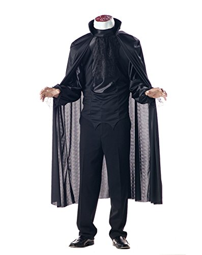 Adult Headless Horseman Halloween Costume Size:Large