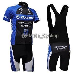 2011 new giant team cycling jersey+bib shorts bike sets clothes sizes xxxl   whole retail   on PopScreen 9b15cd652