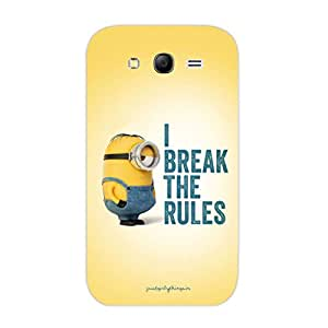 Designer Phone Covers - Samsung Grand 3-minions-