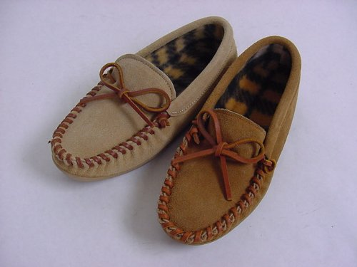 Womens Moccasin Slipper