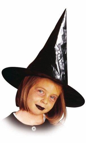 Imagen 1 de Cesar - Sombrero para disfraz de bruja para niña (mayor de 3 años)