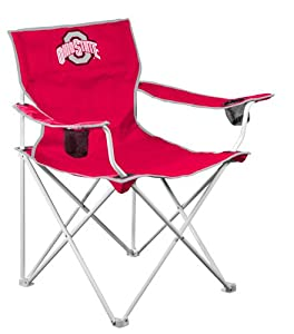 NCAA Ohio State Buckeyes Deluxe Folding Chair