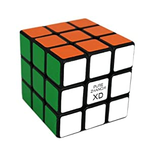 Pure Zhanchi XD - black speed cube