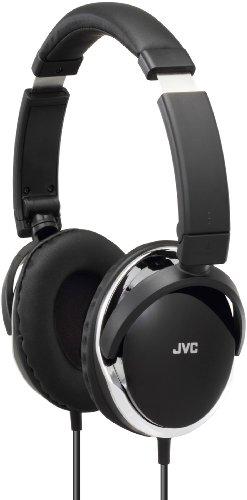Jvc Has660W On-Ear Headphones, Black