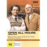 Open All Hours - Series Fourby Ronnie Barker