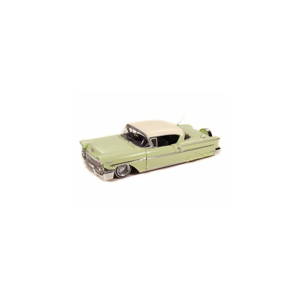 1958 Chevy Impala 1/24 Light Green