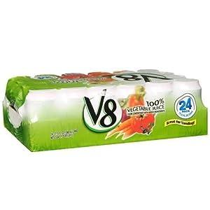 V8 Vegetable Juice, 11.5 Oz. / 24 Pack Cans