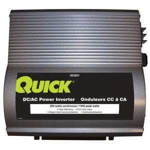 Quick Cable 303201-001 Pure Sine Wave Inverter