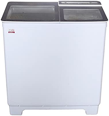 Godrej WS 800 PDS Semi-automatic Top-loading Washing Machine (8 Kg, Lilac Sprinkle)