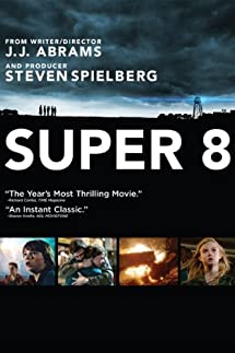 Super 8 (2011) BluRay