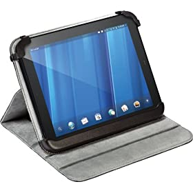 Targus Truss Case/Stand for HP TouchPad - THZ07202US (Black/Gray)